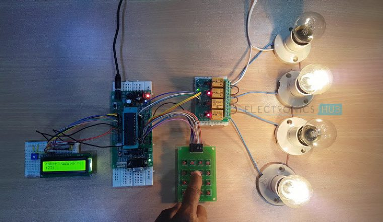 Password Based Circuit Breaker Image 6