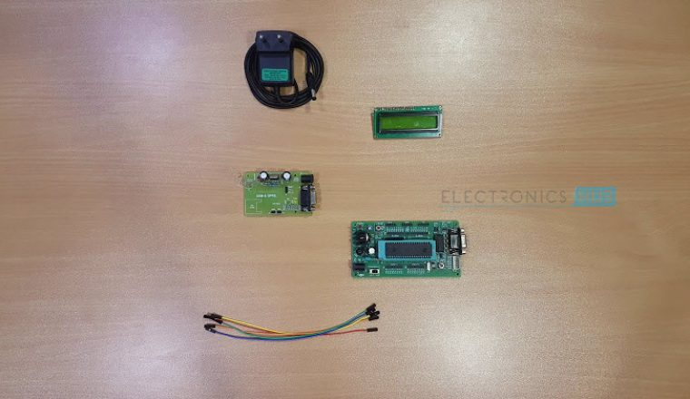 Wireless Electronic Notice Board using GSM Image 1
