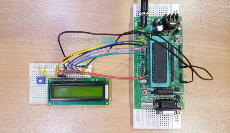 Wireless Electronic Notice Board using GSM Image 2