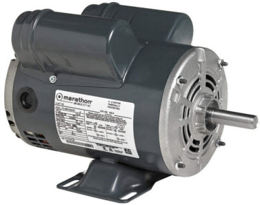 Types and applications of single phase induction motor