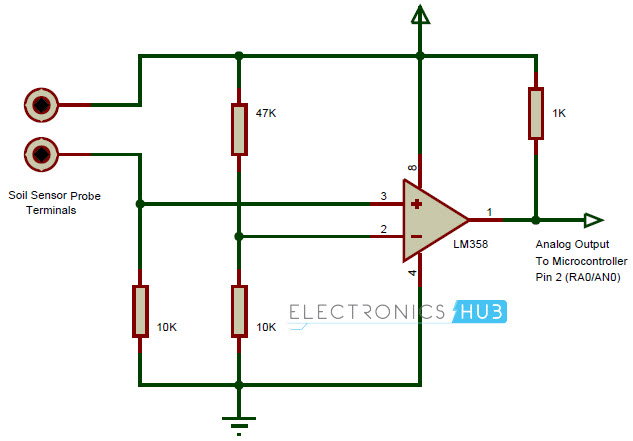 water pump control circuit diagram  water  free engine