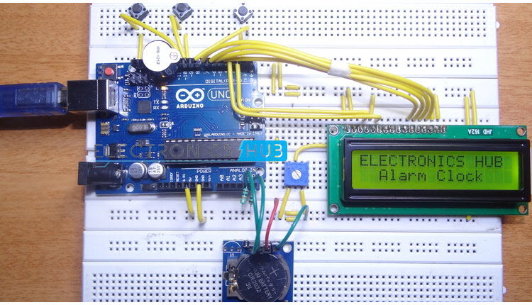 Fire Alarm Systems: Fire Alarm System Using Arduino