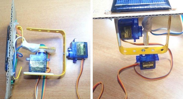 Arduino Solar Tracker