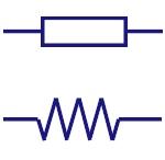 100 electrical amp electronic circuit symbols
