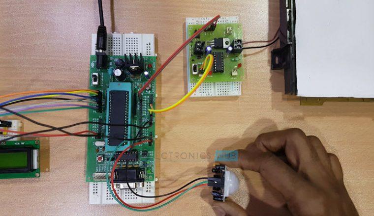 Automatic Door Opener System 4