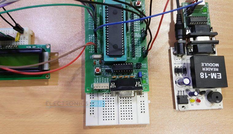 RFID based Attendance System Image 4