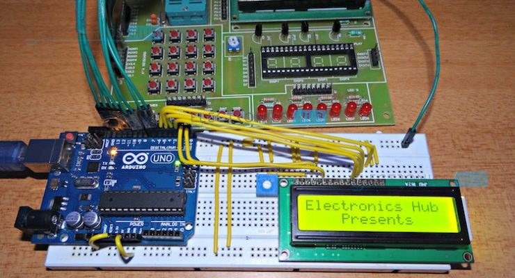 How to Build a Simple Arduino Calculator?