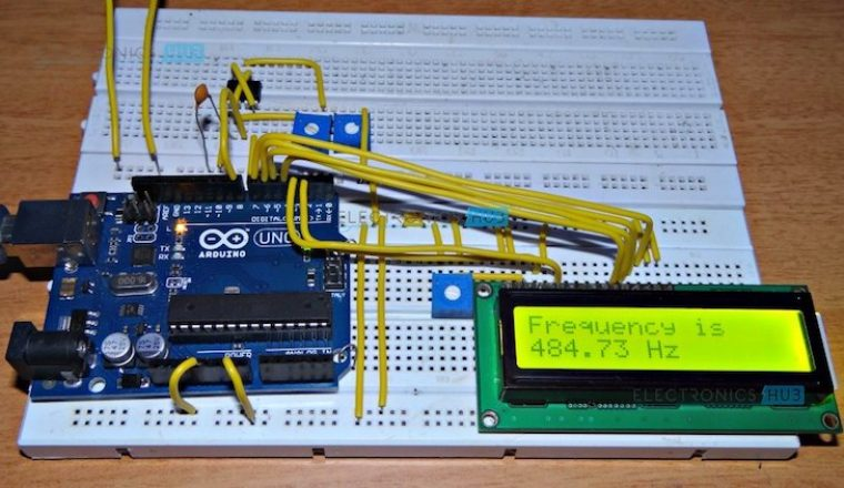 Arduino Speed Sensor