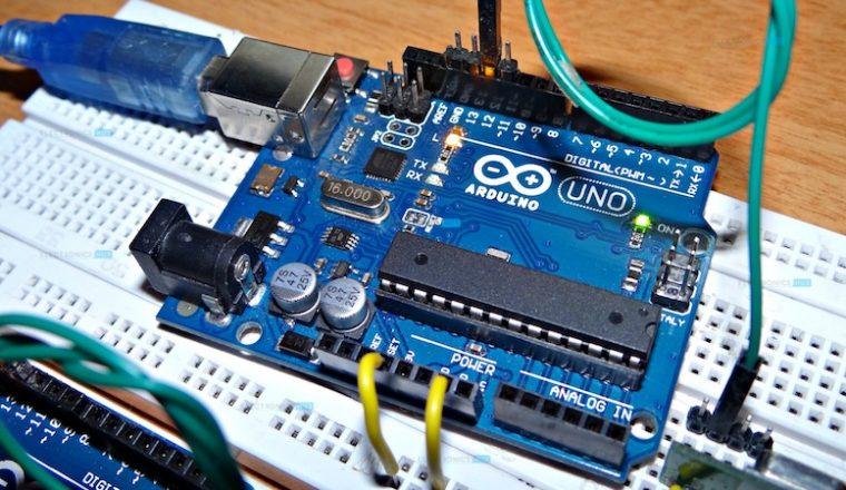 Arduino RF Transmitter Receiver Module