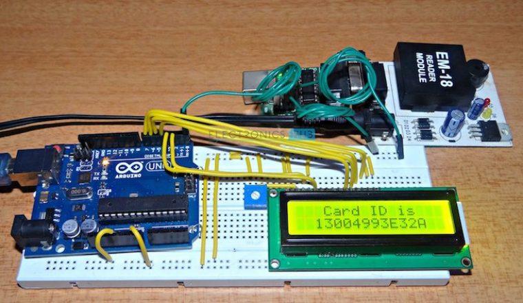 RFID - RobotShop