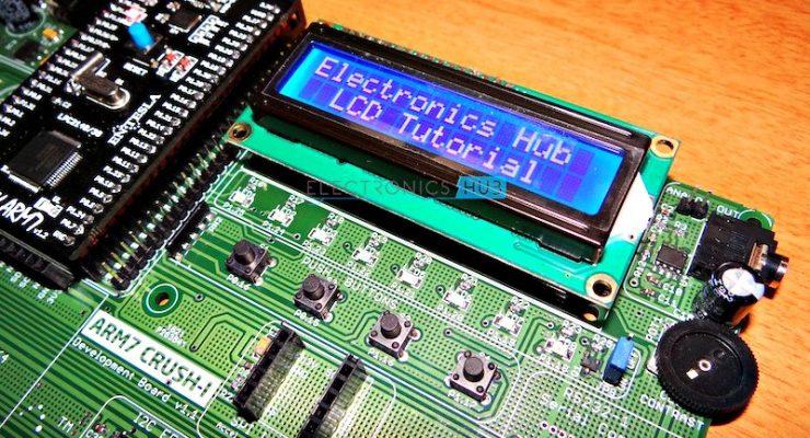 Interfacing 16X2 LCD