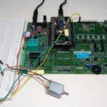 Speed Control of DC Motor using ARM7 LPC2148