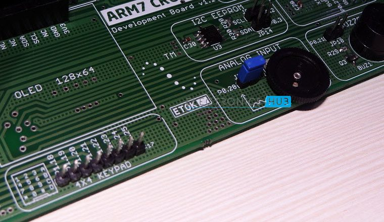 Speed Control of DC Motor using ARM7 LPC2148- 5