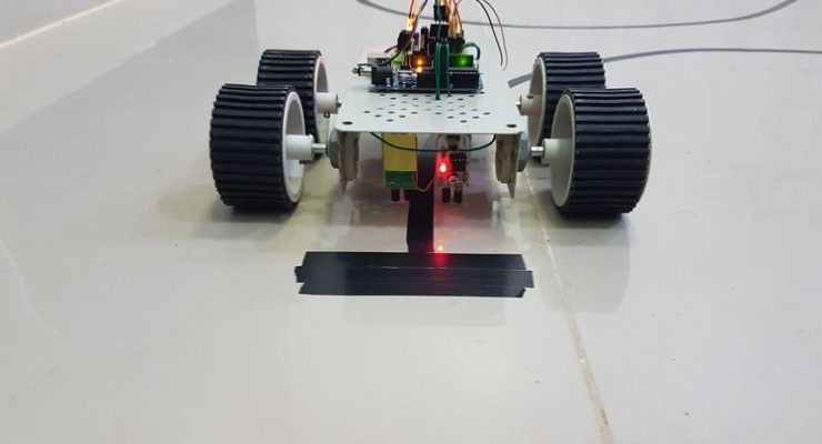 How To Make Arduino Line Follower Robot?