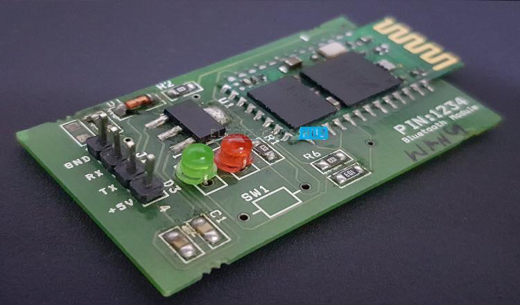 HC – 05 Bluetooth Module