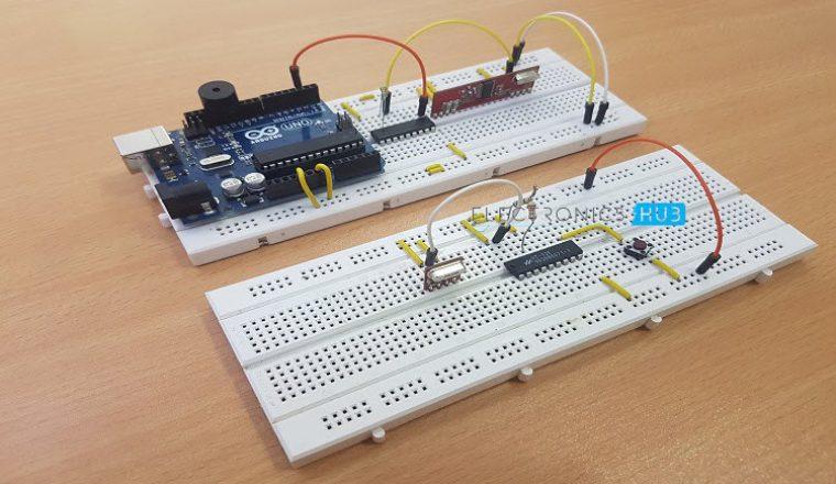 Wrieless Doorbell Arduino 2