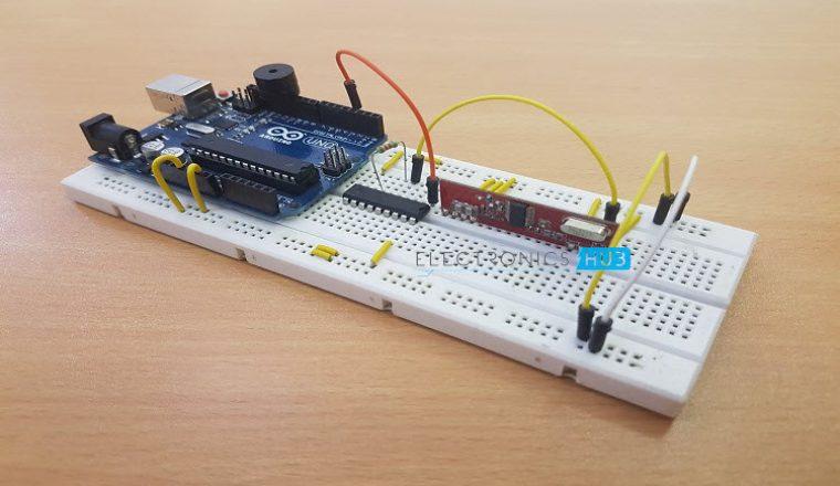 Wrieless Doorbell Arduino 3