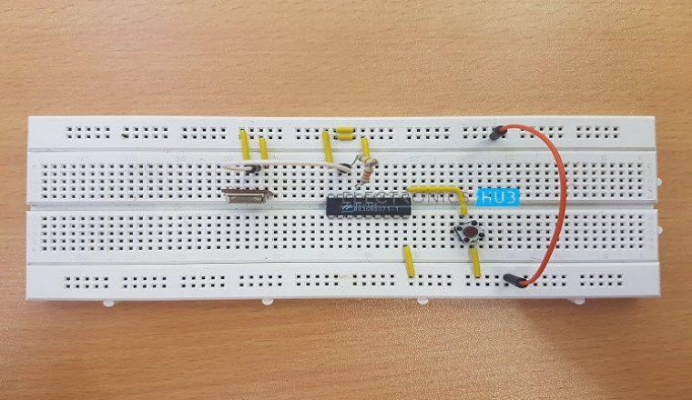 Wrieless Doorbell Arduino 6