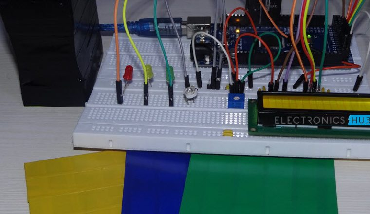 Arduino Color Sensor Images 1