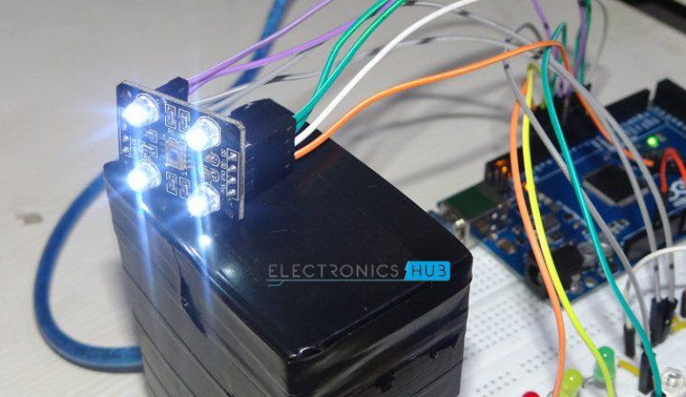 Arduino Color Sensor Images 2