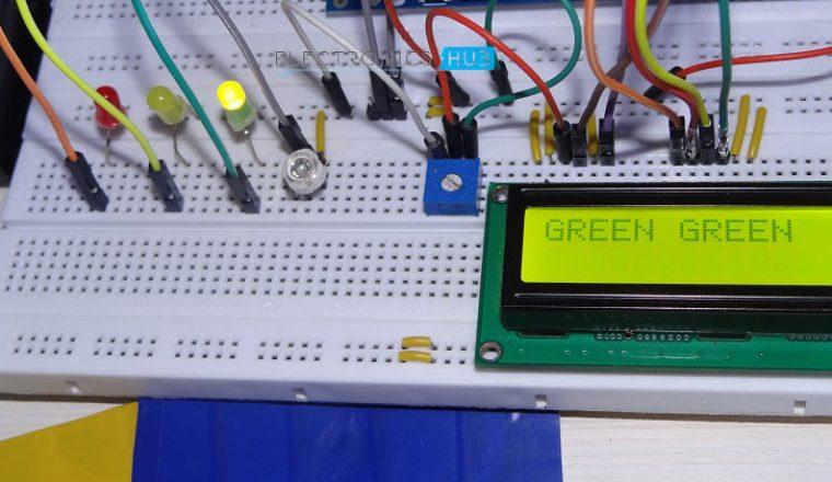 Arduino Color Sensor Images 5