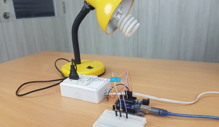 Arduino Controlled Power Outlet Image 3
