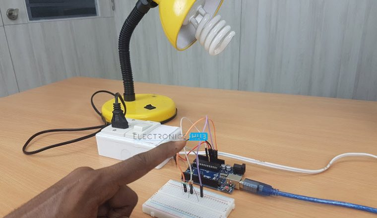 Arduino Controlled Power Outlet Image 4