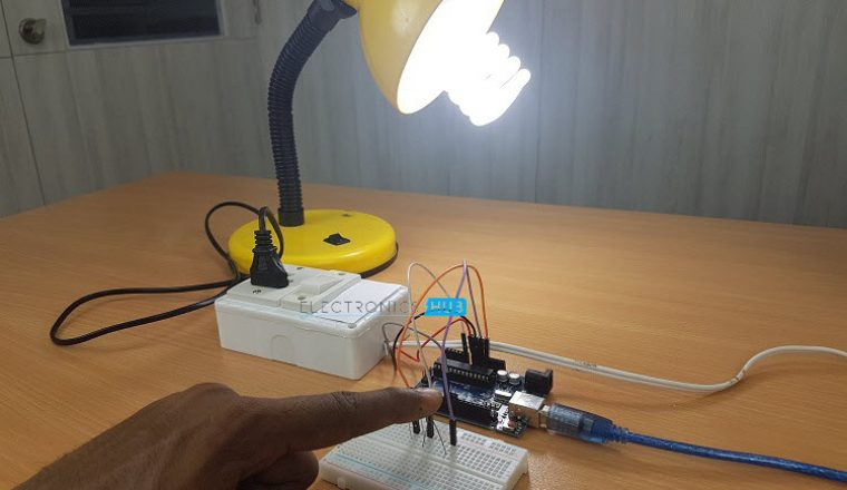 Arduino Controlled Power Outlet Image 5