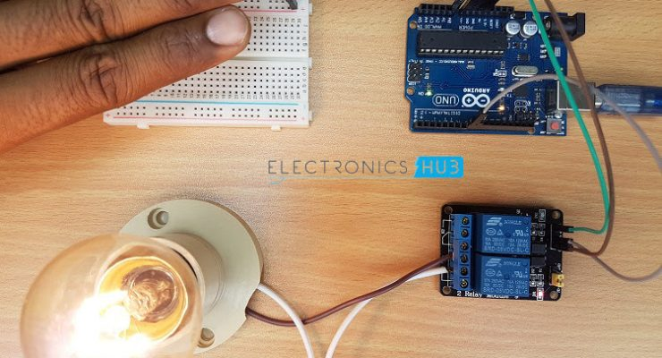 How to use 5V Relay on Arduino