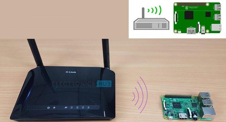 How to setup WiFi on Raspberry Pi 3