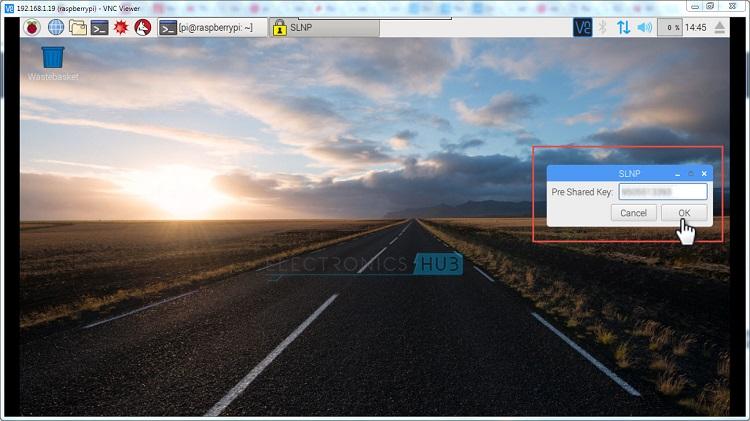 Desktop WIFI PWD