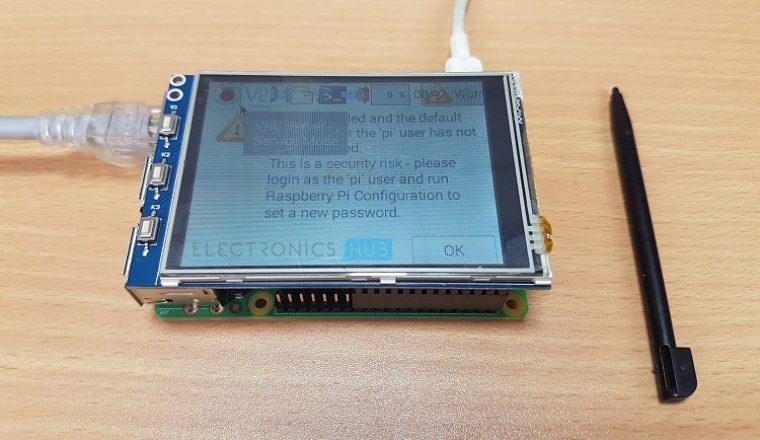 Raspberry Pi on LCD 2