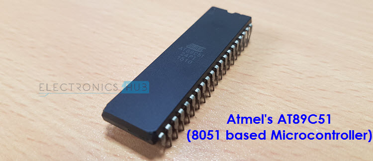 8051 Microcontroller Introduction Image 1
