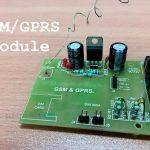 GSM/GPRS Module
