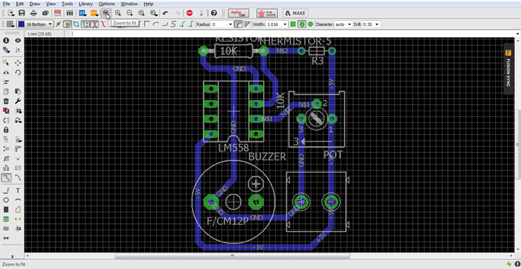 How to Design PCB using Eagle Image 17