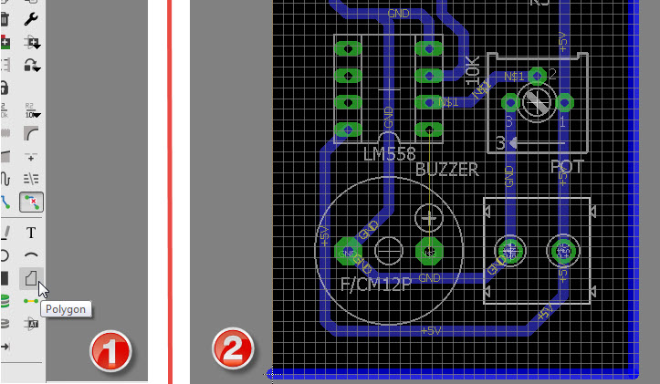How to Design PCB using Eagle Image 19