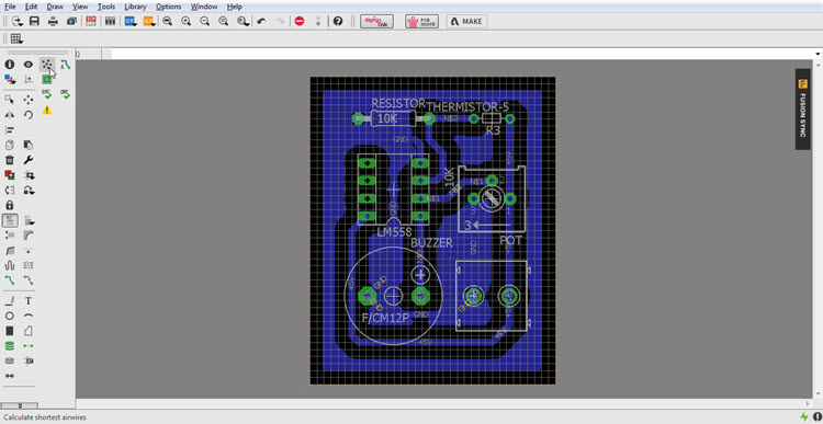 How to Design PCB using Eagle Image 20