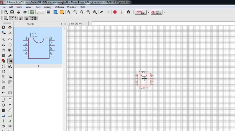 How to Design PCB using Eagle Image 7