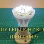 DIY LED Light Bulb (LED Lamp)