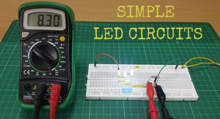 Simple LED Circuits
