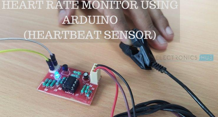 Heartbeat Sensor using Arduino (Heart Rate Monitor)