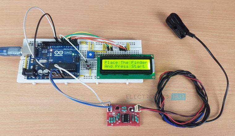 Heartbeat Sensor Image 3