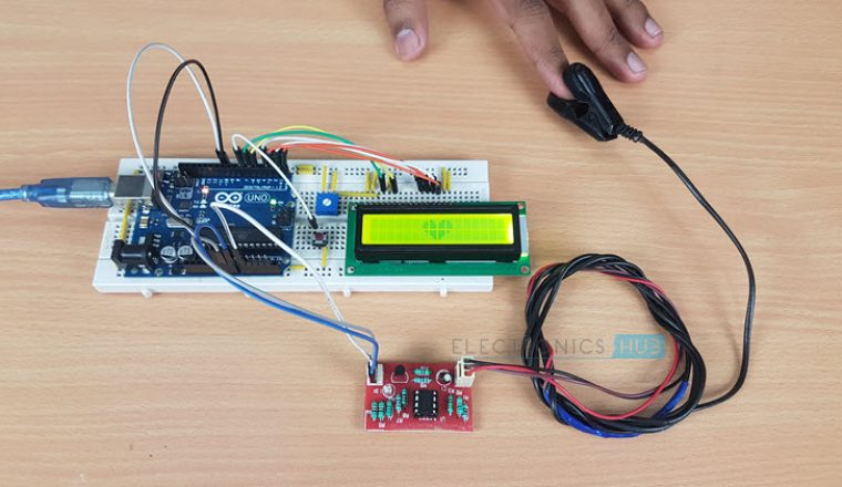 Heartbeat Sensor Image 5