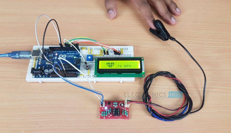 Heartbeat Sensor Image 6