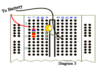 how to make breadboard connections virtual breadboard rh electronicshub org Breadboard Explained Simple Breadboard Circuit