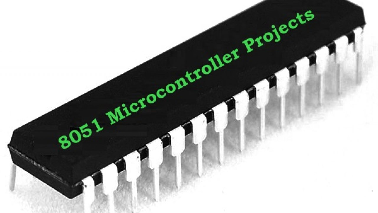 8051 Microcontroller Projects for Engineering Students