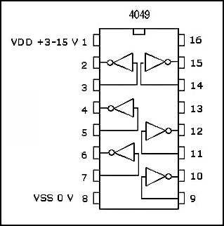 Diagram Of Inverter Circuit