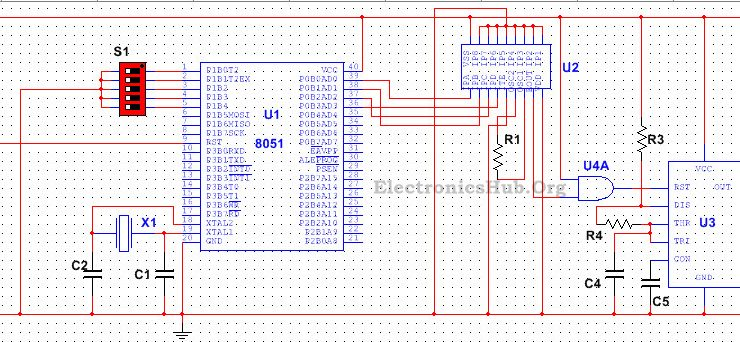 5 Channel IR Remote Control System using Microcontroller