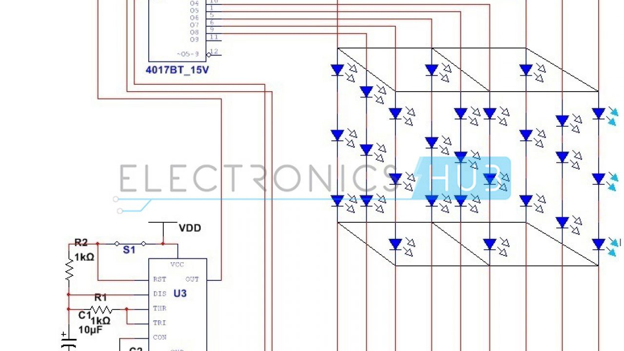 3X3X3 LED Cube Circuit without using Microcontroller on iphone schematic, robot schematic, wiring schematic, shields schematic, pcb schematic, ipad schematic, atmega328 schematic, servo schematic, msp430 schematic, wireless schematic, breadboard schematic, audio schematic, atmega32u4 schematic, apple schematic,
