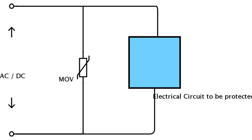 Varistor Connection Diagram - DIY Enthusiasts Wiring Diagrams •